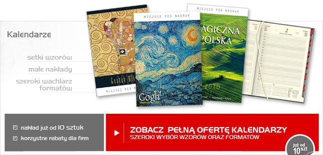 Oferta druku - kalendarze 2014